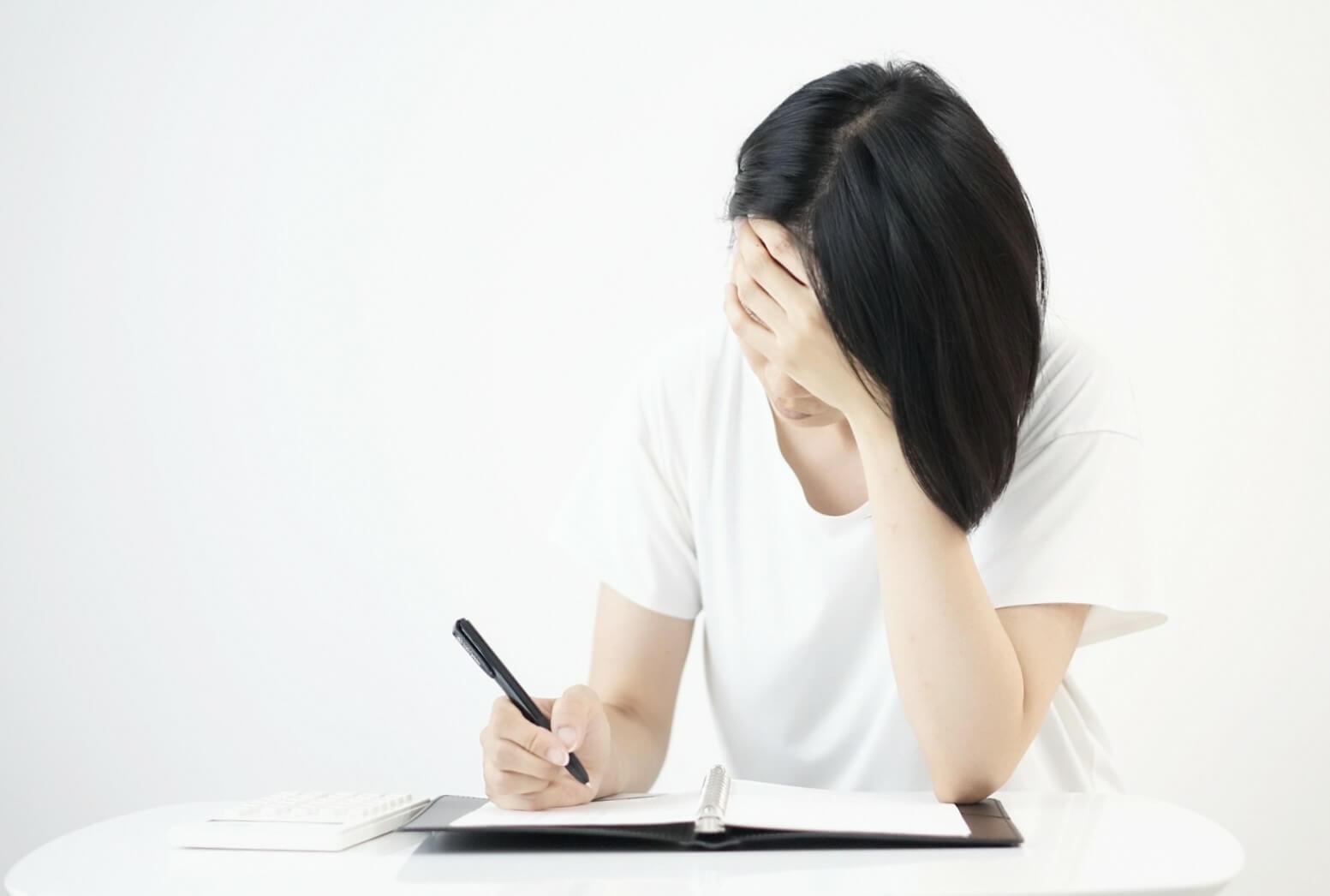 問題文を読み間違いケアレスミスと対策
